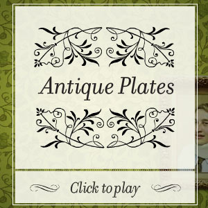 Henkel's Antique Plates Game