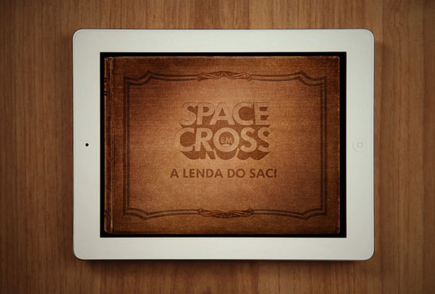 VW Space Cross Book App: The Legend Of Saci